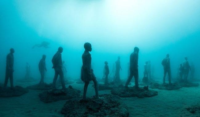 """Có một vùng biển khiến ai cũng phải """"lạnh người"""" khi nhìn thấy cảnh tượng toàn xác chết ở dưới đáy, ghê rợn ngỡ chỉ xuất hiện trong phim kinh dị - Ảnh 9."""