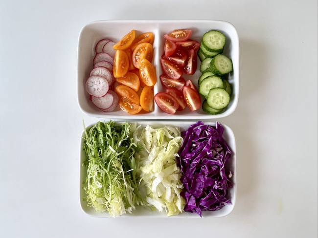 """Bí quyết giảm gánh nặng cho dạ dày bằng món salad cực """"heo thì"""" - Ảnh 4."""