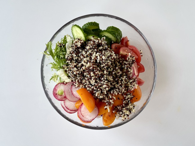 """Bí quyết giảm gánh nặng cho dạ dày bằng món salad cực """"heo thì"""" - Ảnh 6."""