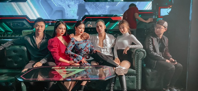 """""""Nàng tiểu tam"""" táo bạo của vũ trụ VTV Liên Tít bất ngờ xuất hiện trong MV Tết của người yêu  - Ảnh 3."""
