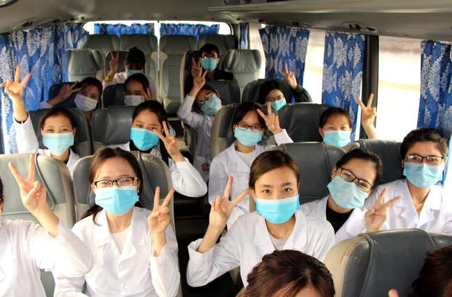Kỳ thực tập có một không hai của 600 sinh viên đại học kỹ thuật y tế Hải Dương - Ảnh 4.