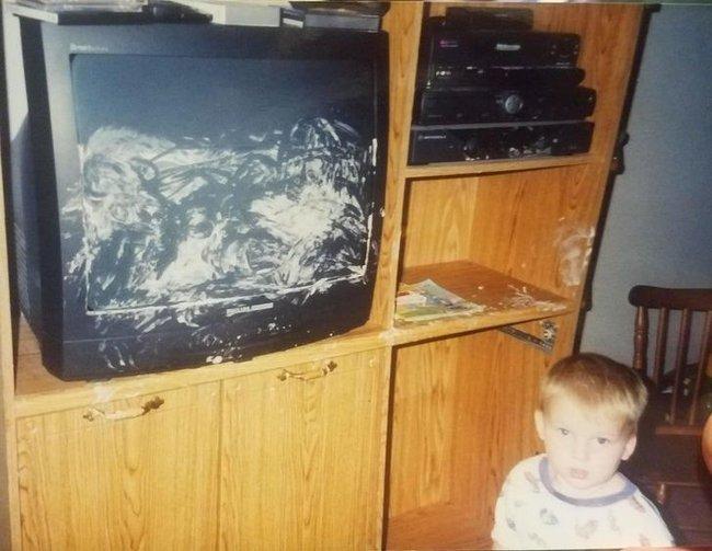 Những bức ảnh chứng minh logic của trẻ như người sống ở hành tinh khác - Ảnh 4.