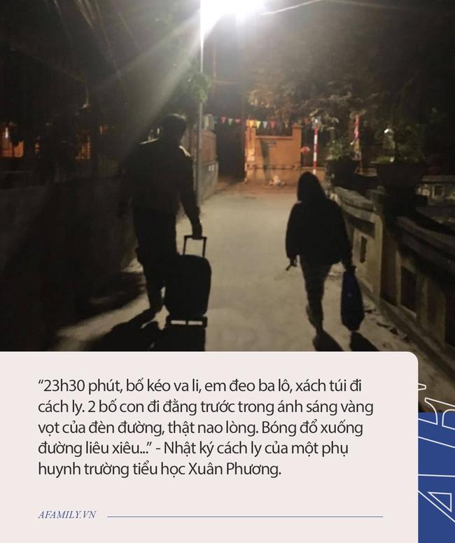 """Nhật ký cách ly của bà mẹ con học lớp 3 trường tiểu học Xuân Phương: Chị nhường đồ ăn, em tưởng tượng như """"Sao nhập ngũ"""", thực tế thì lại thế này! - Ảnh 3."""