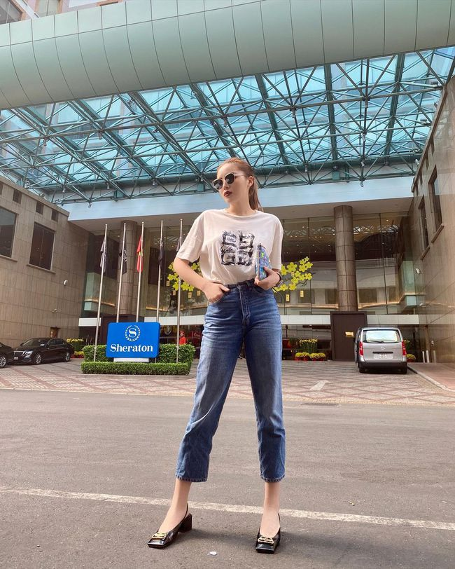 Cao thủ diện quần jeans - Ảnh 8.
