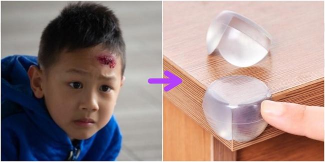 Những vật dung an toàn mà nhà có trẻ con cũng phải sắm - Ảnh 7.
