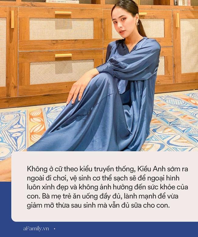 """Dâu trưởng của cô Văn Thùy Dương không ở cữ theo kiểu """"các cụ"""", hài hước nói về cách giúp hết mùi """"bà đẻ"""" sau sinh - Ảnh 3."""