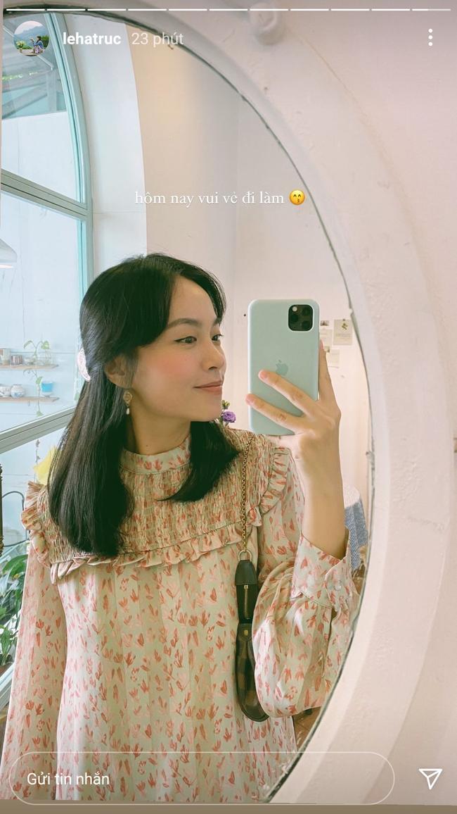Trời ấm lên, cập nhật ngay 12 cách diện áo sơ mi/blouse của các mỹ nhân Việt để sành điệu từ công sở ra phố - Ảnh 11.