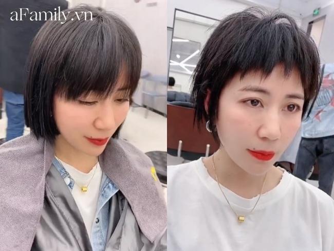 6 cô nàng trải nghiệm cắt tóc ngắn theo xu hướng mới, 100% đều câm nín khi nhìn thành phẩm - Ảnh 2.