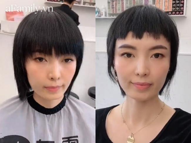 6 cô nàng trải nghiệm cắt tóc ngắn theo xu hướng mới, 100% đều câm nín khi nhìn thành phẩm - Ảnh 4.