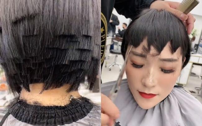 6 cô nàng trải nghiệm cắt tóc ngắn theo xu hướng mới, 100% đều câm nín khi nhìn thành phẩm - Ảnh 1.