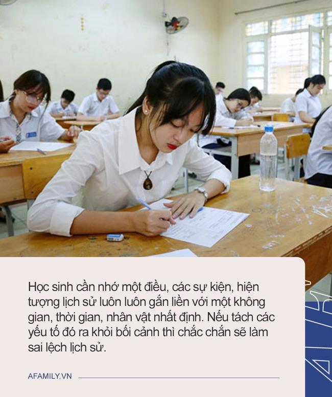 Đây là bí kíp ôn thi môn Lịch Sử, học sinh lứa 2005 ở Hà Nội cần biết để vượt qua kỳ thi lớp 10 - Ảnh 5.
