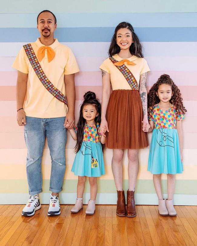 Mẹ gốc Việt nổi tiếng Instagram nhờ chụp ảnh cùng con gái, nhìn sang ảnh gia đình lại càng thấy bất ngờ hơn - Ảnh 9.