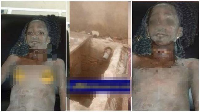 Bé gái bị giết hại rồi vứt xác xuống hố, 5 ngày sau người dân nghe thấy âm thanh lạ rồi phát hiện cảnh tượng khiến thủ phạm bủn rủn chân tay - Ảnh 2.