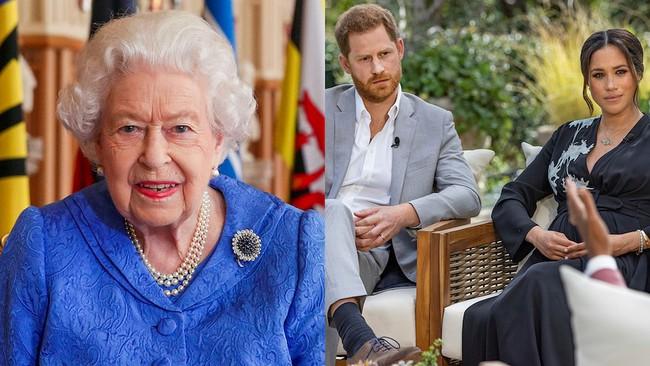 """3 bài học """"vàng"""" Nữ hoàng Anh tinh tế đưa ra để răn dạy nhà Meghan Markle sau cuộc phỏng vấn, càng ngẫm càng thấy đúng - Ảnh 1."""