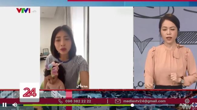 """Nữ MC VTV khiến khán giả cười ngả nghiêng khi tiếp tục cà khịa Thơ Nguyễn bằng lời bài hát: """"Nắng chiếu lung linh muôn hoa vàng, mình xin lỗi, mình xin lỗi được chưa?"""" - Ảnh 2."""