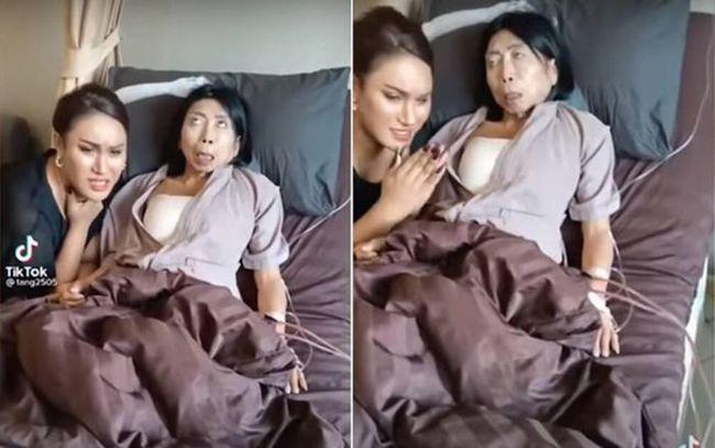 Hé lộ nguyên nhân khiến thảm họa chuyển giới Thái Lan thở dốc như hấp hối trên giường - Ảnh 1.