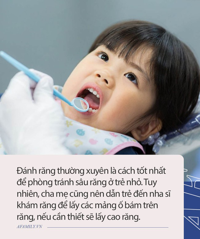 5 mối nguy hại lớn khi trẻ bị sâu răng và những cách giúp phòng chống - Ảnh 2.