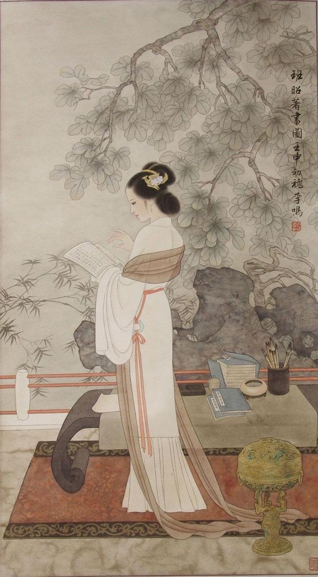 Được ví như Khổng Tử, nữ Sử gia đầu tiên của Trung Quốc giúp Thái hậu nhiếp chính, viết sách định hình tư tưởng cho người đời sau - Ảnh 1.