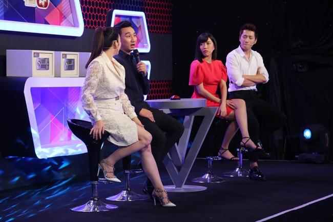 """Trước nhan sắc của Lý Nhã Kỳ, MC Thành Trung đã nói điều này khiến Diệu Nhi """"bẽ mặt"""" trên sóng truyền hình - Ảnh 4."""