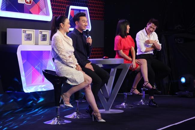 """Trước nhan sắc của Lý Nhã Kỳ, MC Thành Trung đã nói điều này khiến Diệu Nhi """"bẽ mặt"""" trên sóng truyền hình - Ảnh 5."""