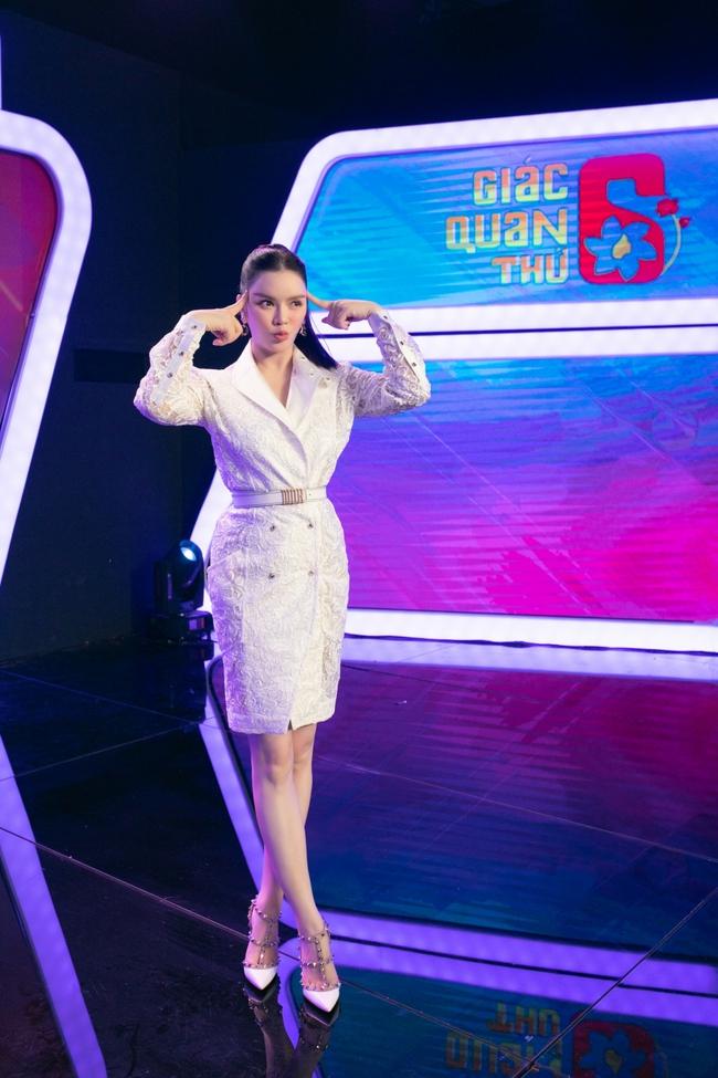 """Trước nhan sắc của Lý Nhã Kỳ, MC Thành Trung đã nói điều này khiến Diệu Nhi """"bẽ mặt"""" trên sóng truyền hình - Ảnh 7."""