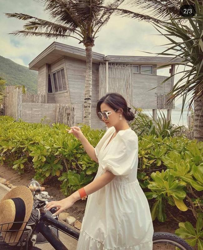Phanh Lee đang mang thai con đầu lòng với chồng thiếu gia Cocobay? - Ảnh 1.