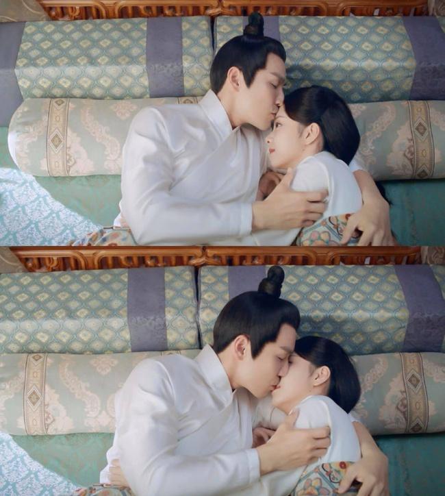 Cẩm tâm tựa ngọc: Vừa có cảnh giường chiếu, Chung Hán Lương - Đàm Tùng Vân đã đòi sinh con, 5 đứa mới chịu - Ảnh 2.