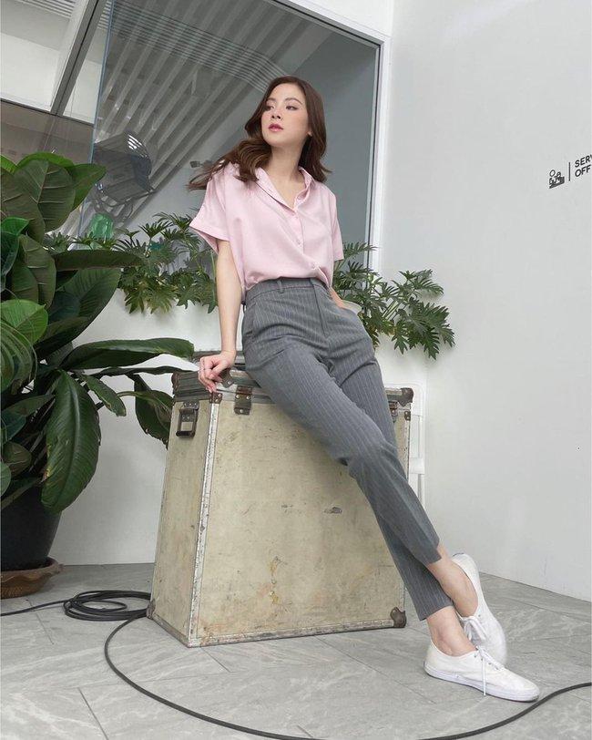 Chỉ cần học 12 outfit của Baifern, style Xuân/Hè 2021 của chị em chắc chắn sẽ trẻ đẹp hơn hẳn năm ngoái - Ảnh 2.