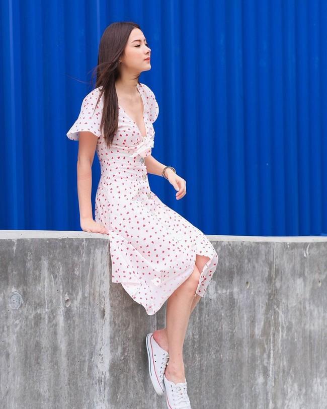 Chỉ cần học 12 outfit của Baifern, style Xuân/Hè 2021 của chị em chắc chắn sẽ trẻ đẹp hơn hẳn năm ngoái - Ảnh 11.