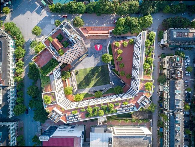 Danh sách các trường tư nổi tiếng ở Hà Nội có mức học phí dưới 150 triệu đồng/năm, bố mẹ cân nhắc tài chính để cho con học - Ảnh 12.
