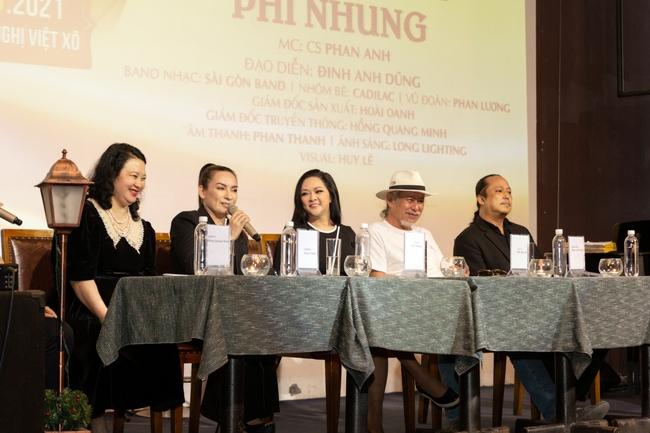 Như Quỳnh, Phi Nhung và Mạnh Quỳnh bắt tay thực hiện đêm nhạc bolero dành cho khán giả thủ đô - Ảnh 4.
