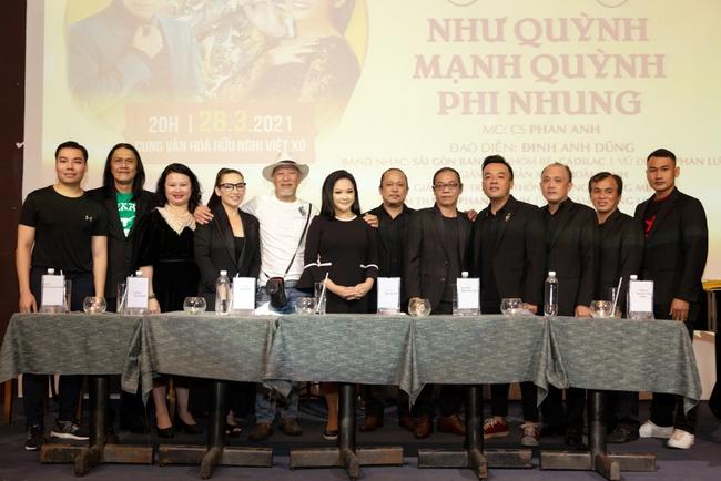 Như Quỳnh, Phi Nhung và Mạnh Quỳnh bắt tay thực hiện đêm nhạc bolero dành cho khán giả thủ đô - Ảnh 2.