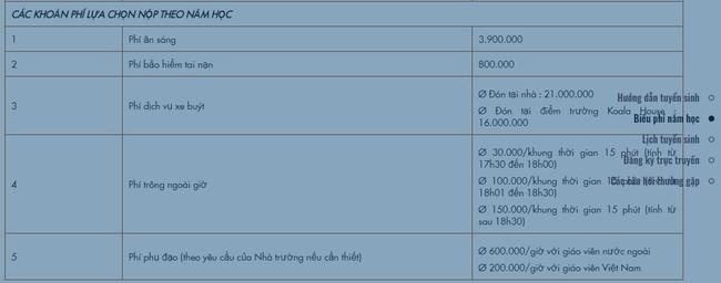 Danh sách các trường tư nổi tiếng ở Hà Nội có mức học phí dưới 150 triệu đồng/năm, bố mẹ cân nhắc tài chính để cho con học - Ảnh 4.