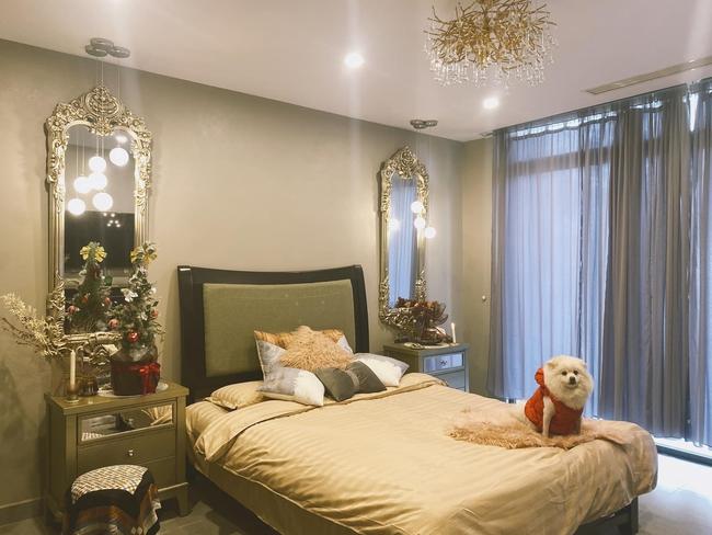 Nữ MC VTV từng vướng lùm xùm người thứ ba: Sống trong căn nhà như khách sạn 5 sao, nhìn 2 phòng đủ thấy gia thế khủng thế nào! - Ảnh 8.
