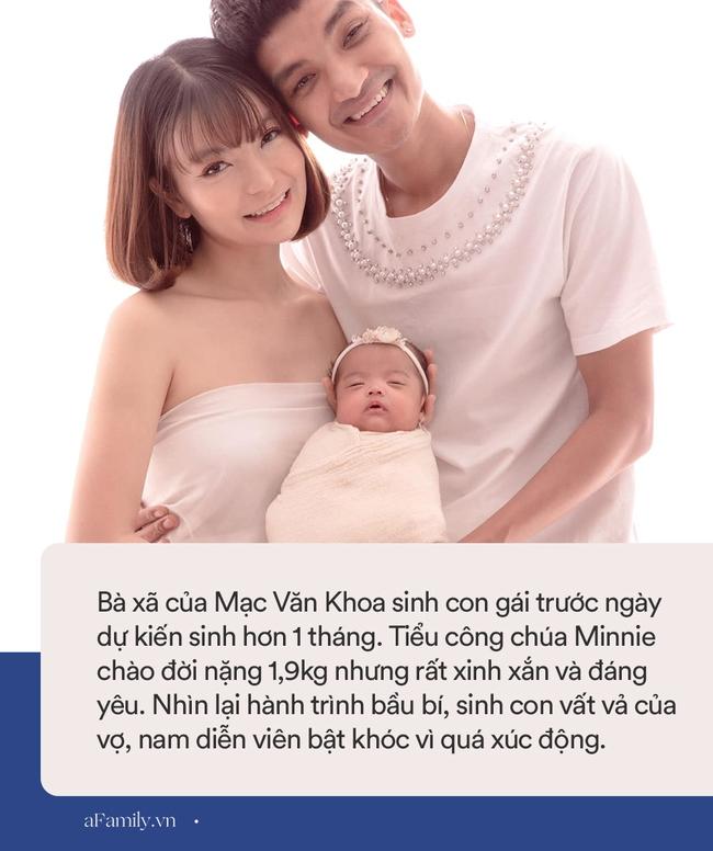 Bà xã Mạc Văn Khoa khoe hành trình bầu bí, sinh con xúc động, sau mổ lom khom tập đi như bà cụ khiến chồng bật khóc thốt lên 1 câu - Ảnh 6.