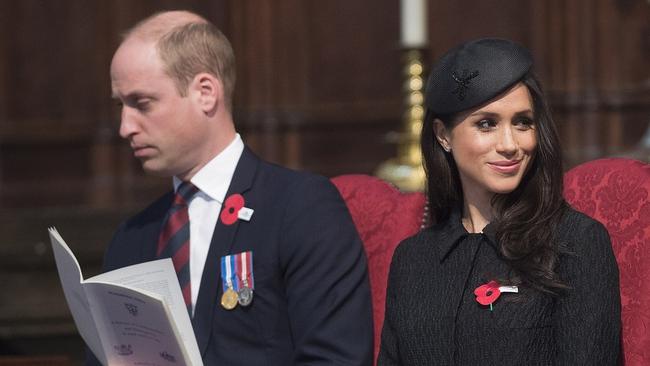 Hoàng tử William giận dữ với Meghan khi động đến Công nương Kate, mối quan hệ anh chồng - em dâu đã lạnh nhạt từ xưa - Ảnh 2.