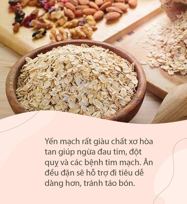 Loại chất giúp kéo dài tuổi thọ, ngừa bệnh tim và giảm cân nhanh, thường có trong 3 thực phẩm này nhưng ít phụ nữ biết - Ảnh 4.
