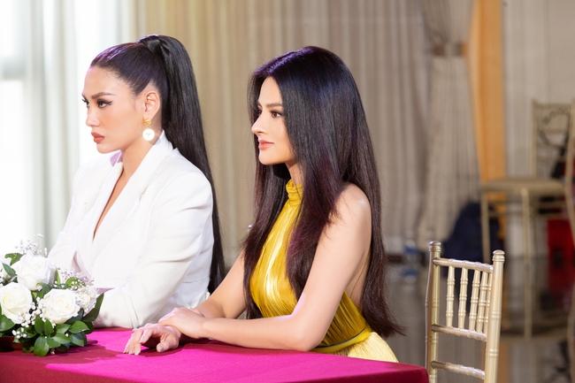 Vũ Thu Phương chê thẳng mặt Hoa hậu Khánh Vân kém duyên, Võ Hoàng Yến còn nói thêm câu này - Ảnh 4.