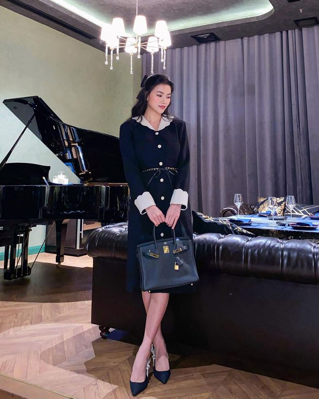 Suýt thì bỏ qua một tấm gương mặt đẹp: HH trái đất Phương Khánh với 12 set đồ điệu đà mà rất mực tinh tế - Ảnh 6.