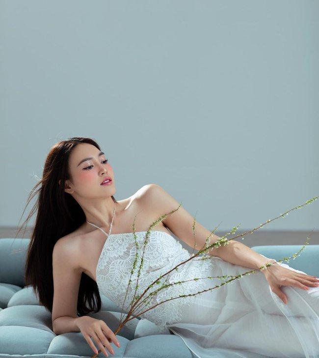 Tìm ra lý do vì sao Ninh Dương Lan Ngọc suốt ngày diện váy áo trễ vai: Khả năng cao là bởi đặc điểm vóc dáng này? - Ảnh 10.