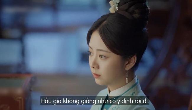 Cẩm tâm tựa ngọc: Đàm Tùng Vận vừa e thẹn vì Chung Hán Lương bồng bế, đã vội tái mặt vì sợ chồng làm có bầu - Ảnh 10.