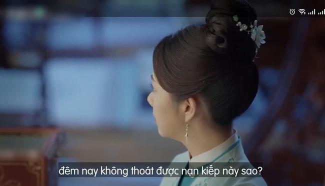 Cẩm tâm tựa ngọc: Đàm Tùng Vận vừa e thẹn vì Chung Hán Lương bồng bế, đã vội tái mặt vì sợ chồng làm có bầu - Ảnh 11.