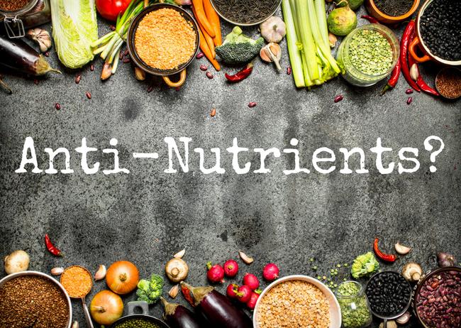 Chất kháng dinh dưỡng có hầu hết trong trái cây, rau củ quả: Làm thế nào để đánh bay tình trạng này? - Ảnh 1.