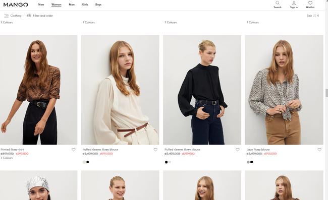 """Zara sale tới 60% toàn đồ đông đẹp xịn, mê hơn cả là Uniqlo và Mango cũng giảm giá """"đẫm""""  - Ảnh 3."""