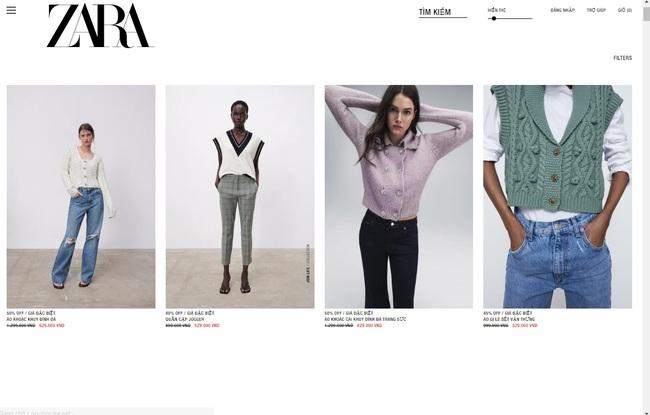 """Zara sale tới 60% toàn đồ đông đẹp xịn, mê hơn cả là Uniqlo và Mango cũng giảm giá """"đẫm""""  - Ảnh 5."""