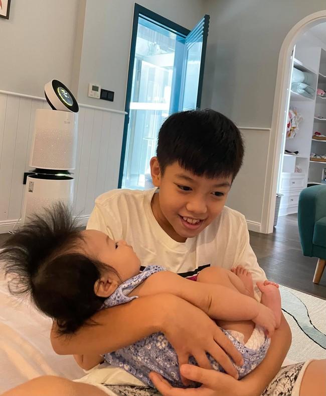 Cường Đô La lên tiếng về chuyện đã lâu không cập nhật hình ảnh của bé Subeo - Ảnh 2.
