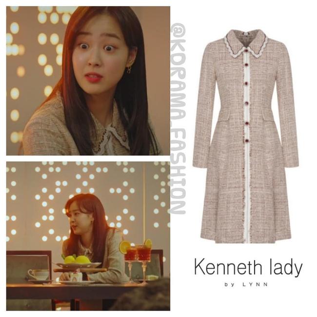 """""""Tiểu thư mắt trợn"""" Ha Eun Byeol có cả một bộ sưu tập váy điệu không rich kids nào làm lại được trong Penthouse - Ảnh 7."""