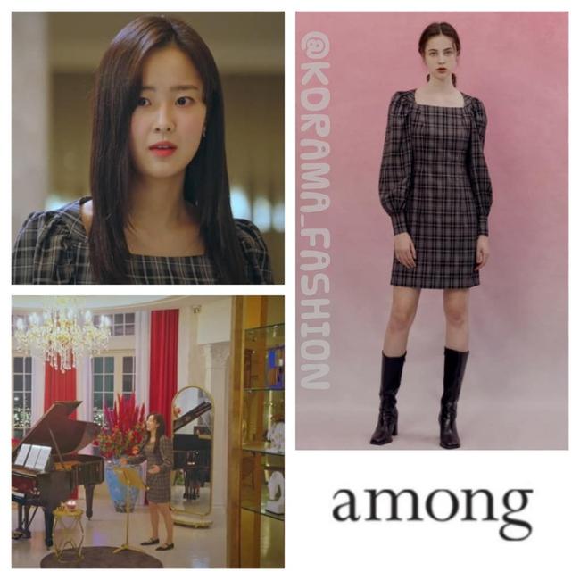 """""""Tiểu thư mắt trợn"""" Ha Eun Byeol có cả một bộ sưu tập váy điệu không rich kids nào làm lại được trong Penthouse - Ảnh 6."""