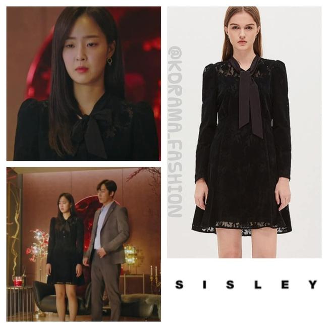 """""""Tiểu thư mắt trợn"""" Ha Eun Byeol có cả một bộ sưu tập váy điệu không rich kids nào làm lại được trong Penthouse - Ảnh 3."""