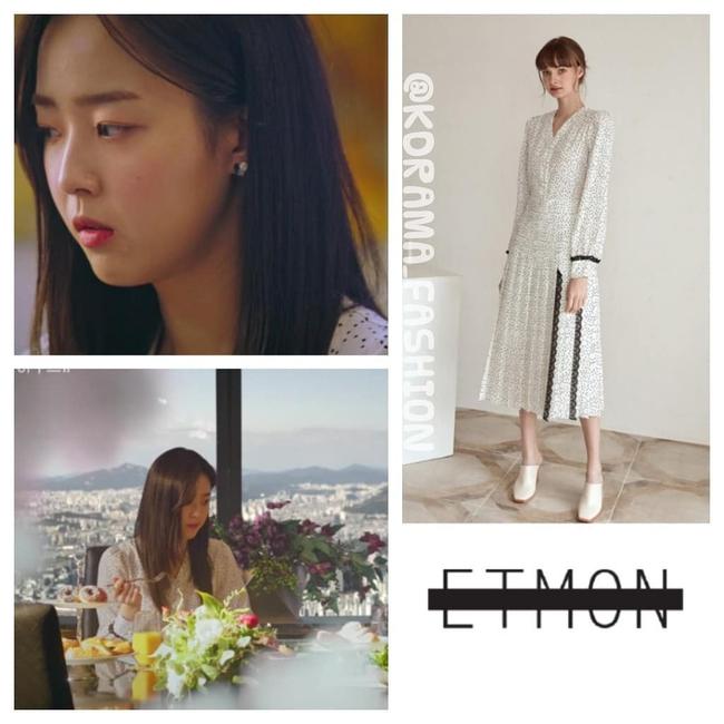 """""""Tiểu thư mắt trợn"""" Ha Eun Byeol có cả một bộ sưu tập váy điệu không rich kids nào làm lại được trong Penthouse - Ảnh 11."""
